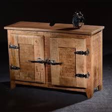 Waschbeckenunterschrank Holz Antik Waschkommode
