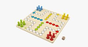 Wooden Ludo Board Game wooden board 100d model 52