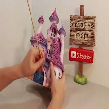 diy whimsy fairy house lamp using e plastic bottles credit creative mom