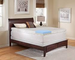 memory foam mattress topper 4 inch. Perfect Inch 4 Memory Foam Mattress Topper Inch Gel Rest With Memory Foam Mattress Topper Inch E