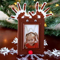 Christmas Craft Ideas  DollarTreecomChristmas Picture Frame Craft Ideas