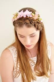 Headband B R Nice Couronnes De Fleurs By Couturi Re De La Fleur