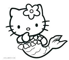 Hello Kitty Coloring Pages Free Printable Bahamasecoforum Com