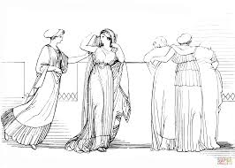 Aphrodite Coloring Pages 14775