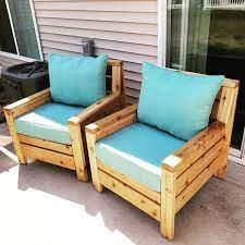 patio chair build plans pdf file