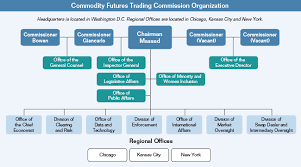 Cea Organization Chart Cftc Summary Of Performance And Financial Information Fy 2015
