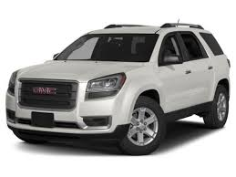 gmc acadia 2015 white. Plain 2015 Included Packages Inside Gmc Acadia 2015 White D