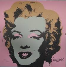 andy warhol marilyn monroe signed limited edition lithograph 1292 2400 ii 27