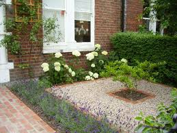 Gravel Garden Design Pict New Decoration