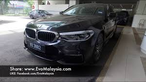 BMW 3 Series bmw 530i review : 2017 BMW 530i M-Sport (G30) Full In-Depth Review In Evo Malaysia ...