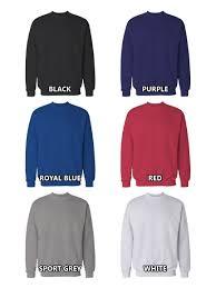 Billionaire Boys Club Size Chart Billionaire Boys Club 1 Crewneck Sweatshirt