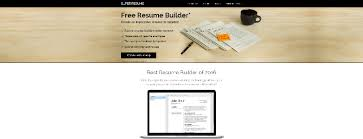 Best Free Online Resume Builder Services 2018 1 Smb Reviews