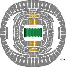 Hd View Seating Chart Mercedes Benz Superdome Seating