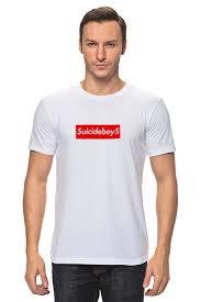 <b>Футболка классическая</b> Suicideboys <b>supreme</b> #2303180 от ...