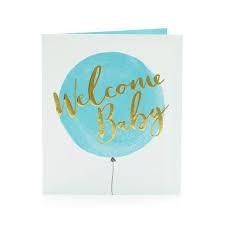 Baby Boy Congratulations Card From Ocado