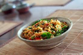 turkish style bulgur with tomatoes and