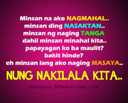 Tagalog Love Quotes Beauteous Tagalogsadlovequotes 48greetings