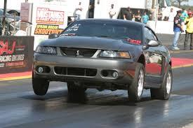 2003 Cobra Puts Down 884 Horsepower Through An Auto