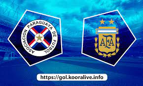مشاهدة مباراة الارجنتين ضد الباراغواي 22-06-2021 بث مباشر في كوبا امريكا