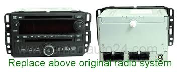 similiar gmc acadia oem radio keywords oem radio cd player moreover navigation radio for 2009 gmc acadia