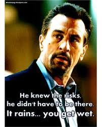 Robert De Niro Heat Quotes