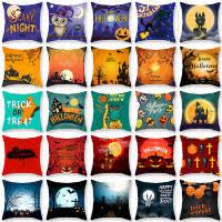 <b>Halloween</b> New <b>Luminous Glowing</b> Pillowcase Without Core ...
