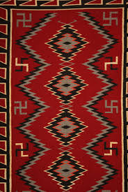germantown navajo sunday saddle blanket for