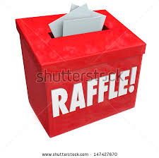 raffle draw application dropping tickets inside raffle box 5050 stock illustration 147427670