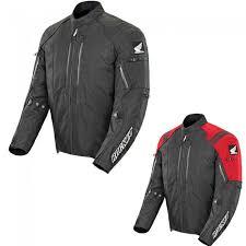 joe rocket honda cbr textile jacket red black previous next