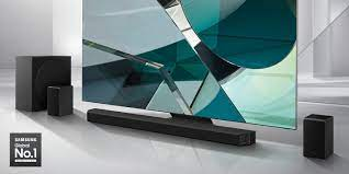 Ultimate Home Entertainment Set-up with Samsung Soundbar