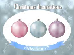 Light Pink And Blue Christmas Decorations Christmas Decorations Collection Of Light Blue Pink And Lilac