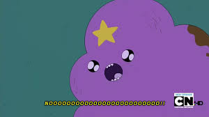 Adventure Time lumpy space princess LSP heat signature AT caps ... via Relatably.com