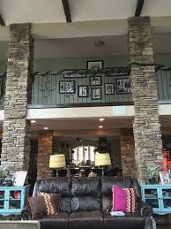 brighton stone and fireplace fresh living room stone columns done in bucks county southern ledgestone