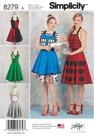 Costume Sewing Patterns Inspiration New Geeky Sewing Patterns By LoriAnn Costume Designs Coming To
