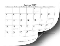 blank calendar 2015 printable 2015 calendar