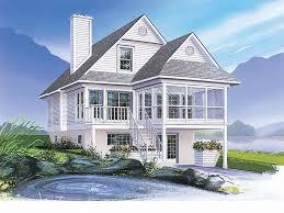 coastal house plan 027h 0140 plans