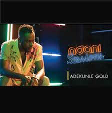 Chart Topping Single From Damn Adekunle Gold Performs Damn Delilah On A New Episode Of