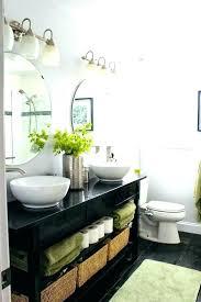 black and white bathroom accessories. Plain Black Black And Gold Bathroom Decor White  Accessories Medium Size Of  Inside