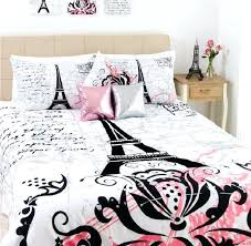 eiffel tower bedding tower bedding for teens stunning tower black flocking queen size quilt doona eiffel eiffel tower bedding