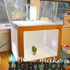 Foldable Light Box Diy Diy Photo Lightbox Tutorial Photo Light Box Photo Box Diy