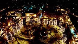 Woodstock Lighting Lighting Of The Woodstock Square