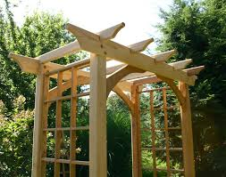 plans inspiration wedding arbor on arches arbor plans x wedding arch do it yourself home wood