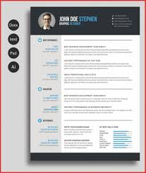 Visual Resume Templates