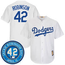 Cooperstown Jersey Dodgers Base Robinson Majestic White Jackie Cool bceddfbcafefd|Helping Monday Night Pros And Pee Wees Perform