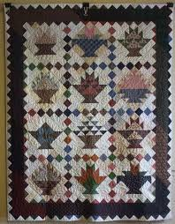 391 best Basket Quilts images on Pinterest | Patterns, Appliques ... & Bountiful Baskets - The Quilter Upstairs Adamdwight.com