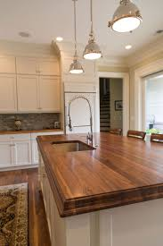 Wooden Kitchen Countertops 25 Best Walnut Countertop Ideas On Pinterest Wood Countertops