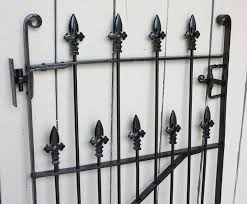antique gates and pedestrian side gates for at ukaa