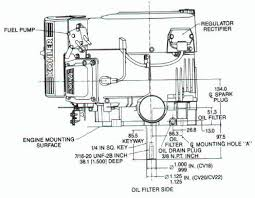 oem parts for small engines and trailers command twin cylinder vertical shaft diagram