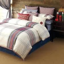 interior tommy hilfiger plaid bedding tartan by practical simplistic 10 tartan plaid bedding