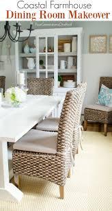 coastal dining room lights. Dining Room Makeover {coastal} - Four Generations One Roof Coastal Lights I